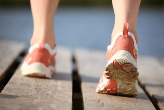 Caminhar faz bem a saúde