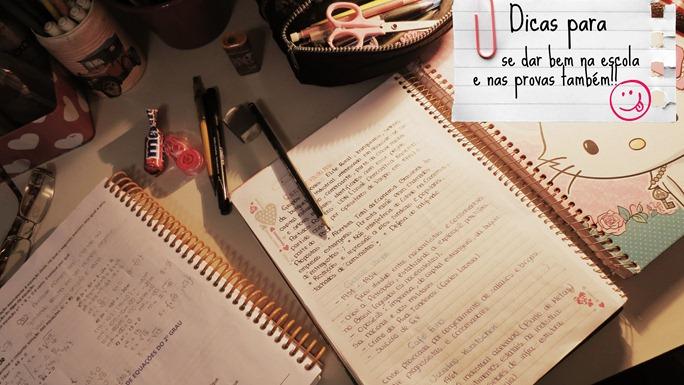 Dicas sensacionais para organizar seus estudos em casa – Parte 2