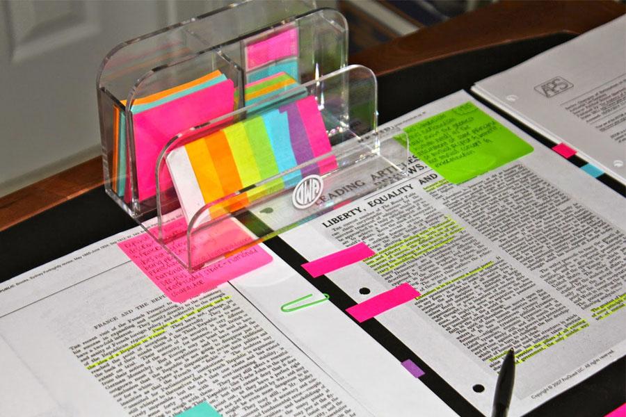 Dicas sensacionais para organizar seus estudos em casa – Parte 3