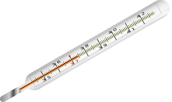 Você sabe ler um termômetro?
