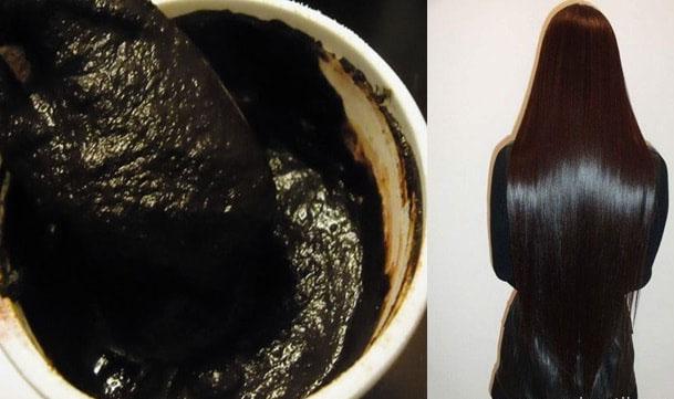 Hidratação natural que também tonaliza o cabelo