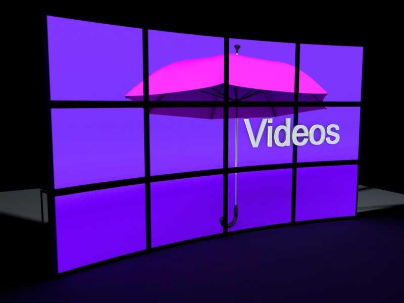 Vídeos padrão