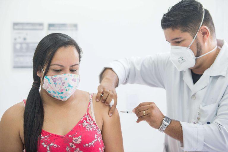 São Paulo chega aos 70% de vacinados com a primeira dose