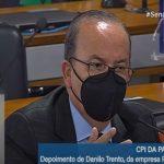 Bate-boca, xingamentos e confusão na sessão de ontem da CPI da Pandemia