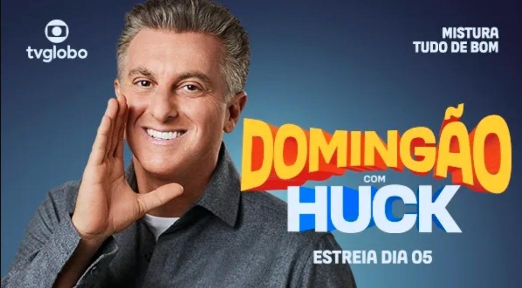 Domingão com Lucinano Huck derruba audiência da Globo e vê concorrente disparar
