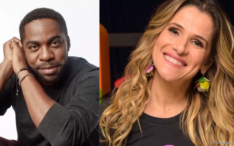Lázaro Ramos se despede da Globo; Ingrid Guimarães também deixa a emissora