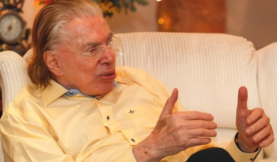 Silvio Santos está com depressão e se recusa seguir orientações médicas